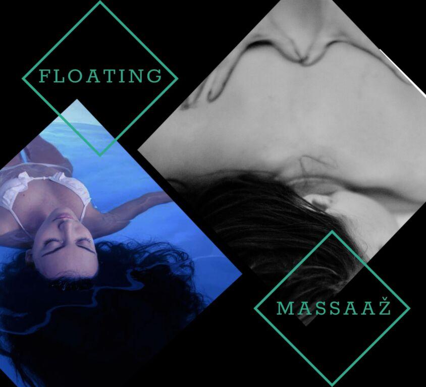 Floating & massaaž komboseanss